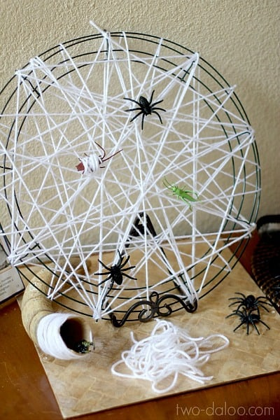 Spider Learning Fine Motor Table