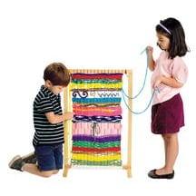 classroom weaving loom