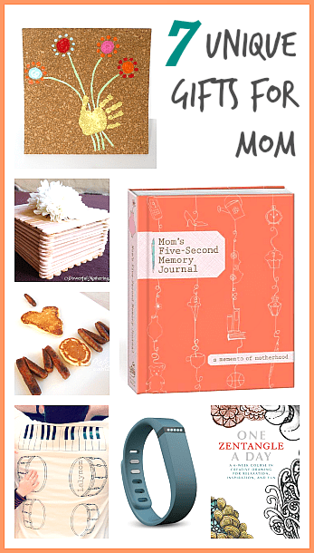 7 Unique Mother's Day Gift Ideas