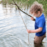 Exploring the Pond: Simple Activities for Pond Play {Guest Post}