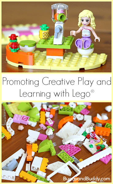 Promoting Creative Play and Learning with Lego®
