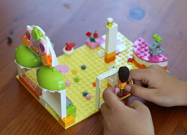 Creating with Lego® Friends