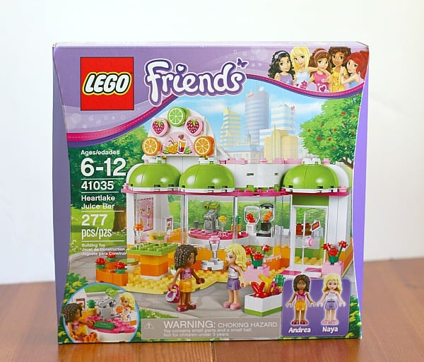 Lego® Friends Set