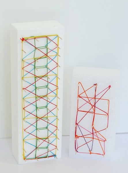 String Art for Kids~ Buggy and Buddy