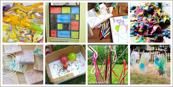 Cool Art Projects for Kids