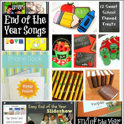 7 Creative End of School Year Activities
