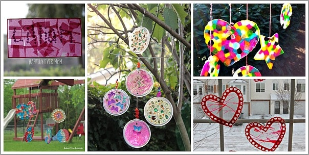 50 Window Art Projects For Kids For Every Season Buggy And Buddy