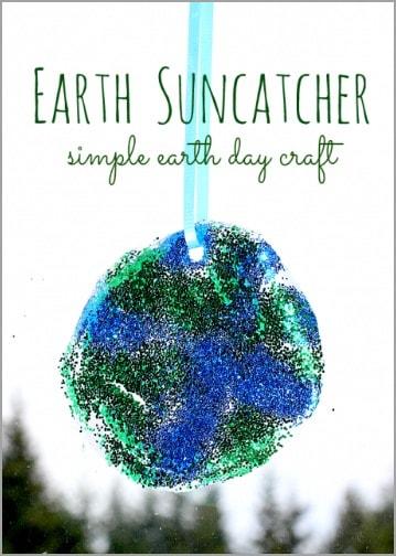 Earth Suncatcher