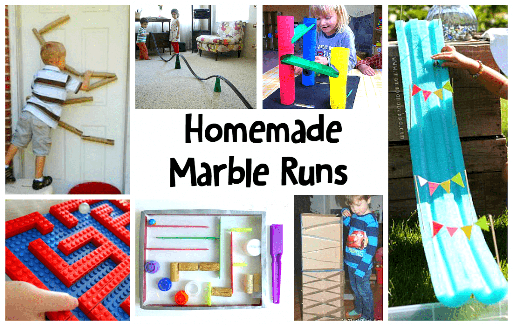 10 Awesome Marble Runs