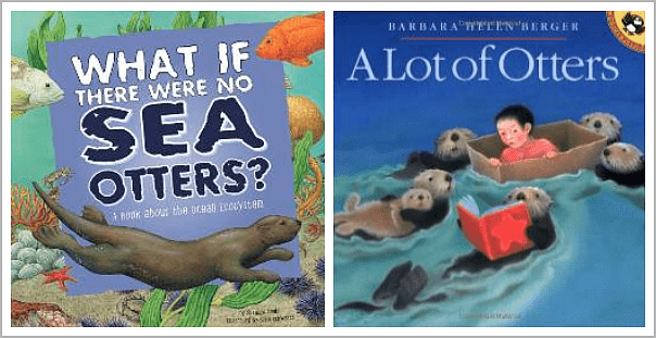 Children's Books about Sea Otters