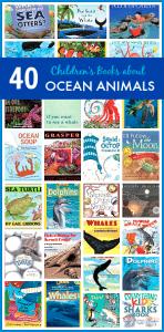 40 Children's Books about Ocean Animals