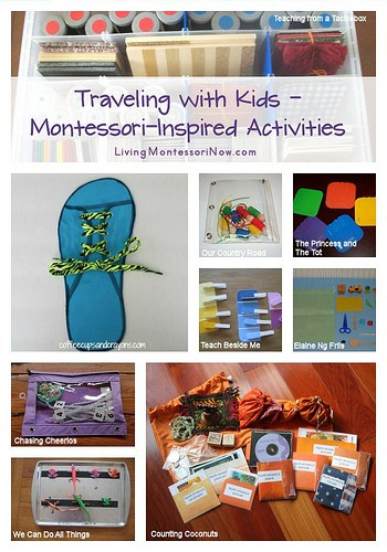 Montessori-Inspired Travel Activities