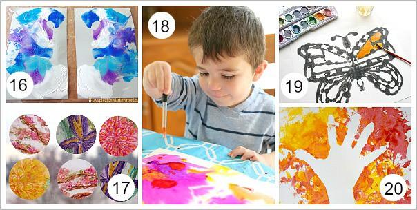 super cool art for kids