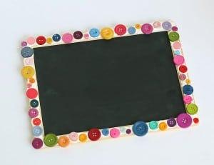 DIY Decoden Chalkboard for Kids