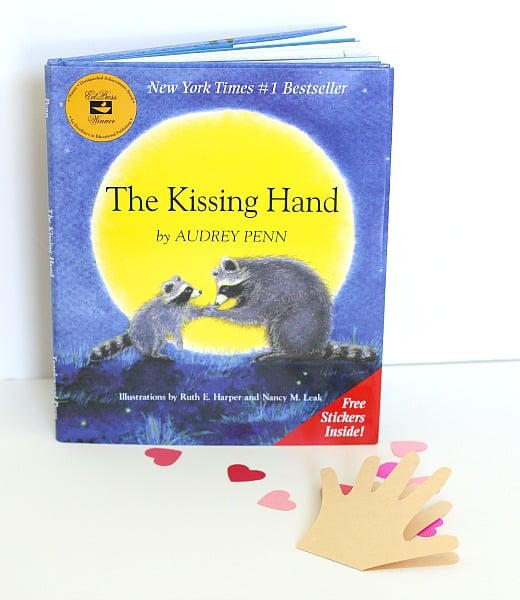 The Kissing Hand Craft for Kids