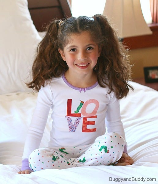 Eric Carle Inspired Sleepwear from Gymboree- Buggy and Buddy
