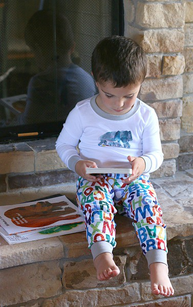 Eric Carle Inspired Sleepwear from Gymboree