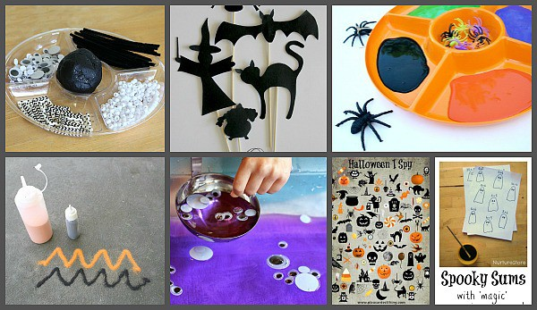 easy halloween activities for a kids halloween party - Game Ideas For Halloween Party