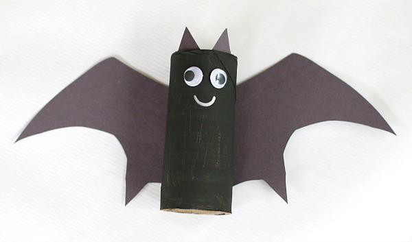 bat craft for kids