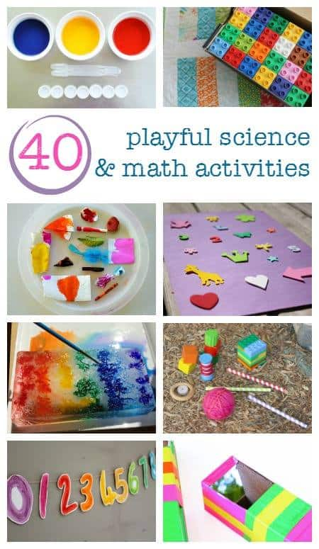 Fizz, Pop, Bang! Science and Math for Kids