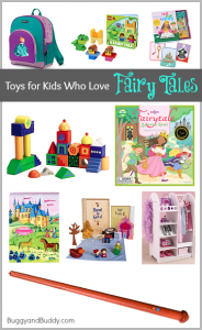 Creative gift ideas for kids who love fairy tales!