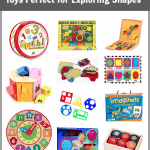 Gift Ideas: Toys Perfect for Exploring Shapes