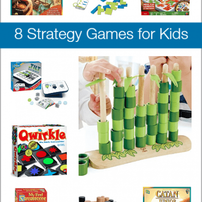 Holiday Gift Guide: 8 Strategy Games for Kids