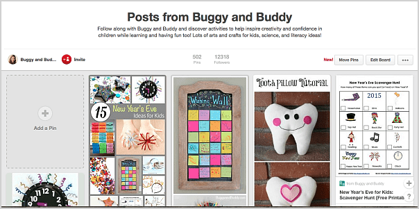 Buggy and Buddy on Pinterest
