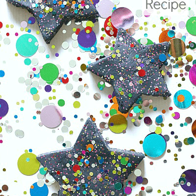 Celebration Playdough Recipe for Kids