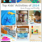 Top 10 Activities for Kids from 2014 on Buggy and Buddy