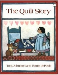 quilt books for kids