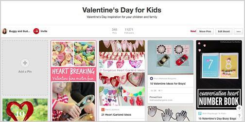 valentine ideas for kids on pintereset