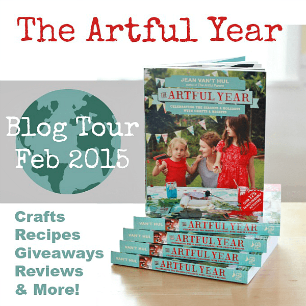 The Artful Year Blog Tour