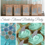 Sharks for Kids: Shark Themed Birthday Party