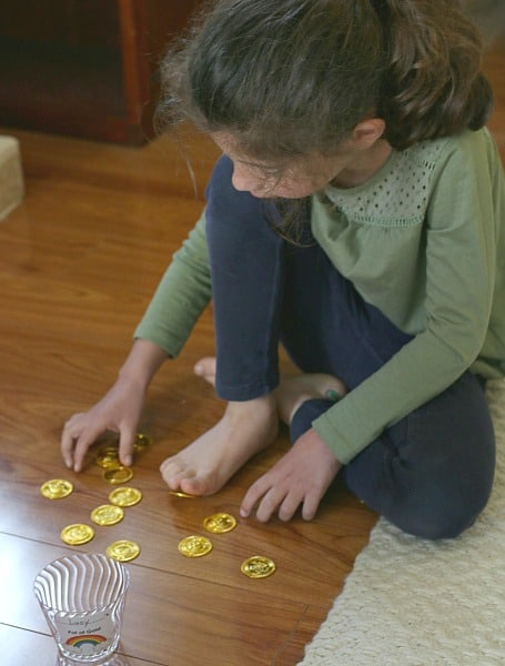 counting coins math game