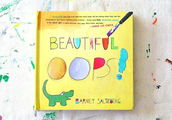 Activities for Kids inspired by Beautiful Oops!