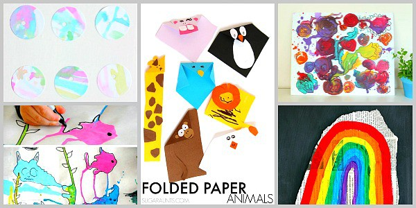 Kids Activities based on the children's book, Beautiful Oops!