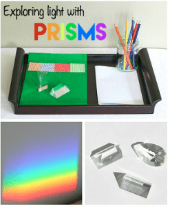 Rainbow Science for Kids: Exploring Prisms