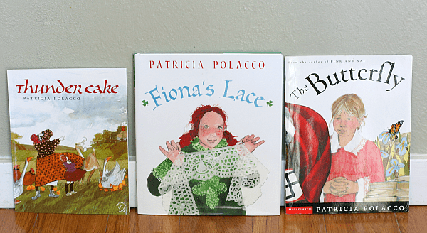 Books by Patricia Polacco