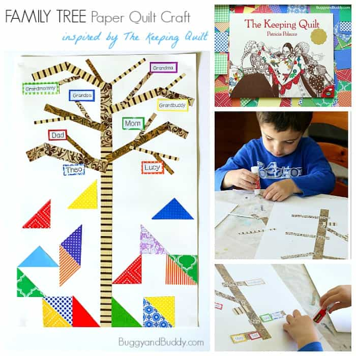 family tree craft for kids