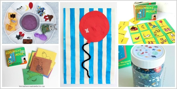 Activities for Kids Inspired by Goodnight Moon