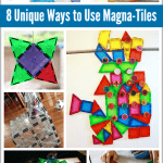 8 Unique Magna-Tiles Ideas