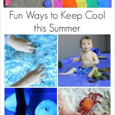 6 Fun Ways to Keep the Kids Cool this Summer
