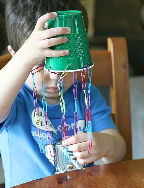 fine motor jellyfish craft for preschoolers