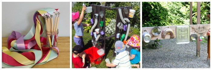 DIY Toys for Outside Play