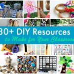 30+ DIY Toys and Resources to Make for Your Classroom