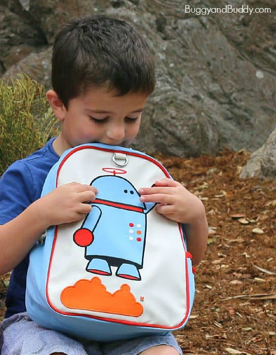 our favorite backpacks for both preschoolers and elementary age children