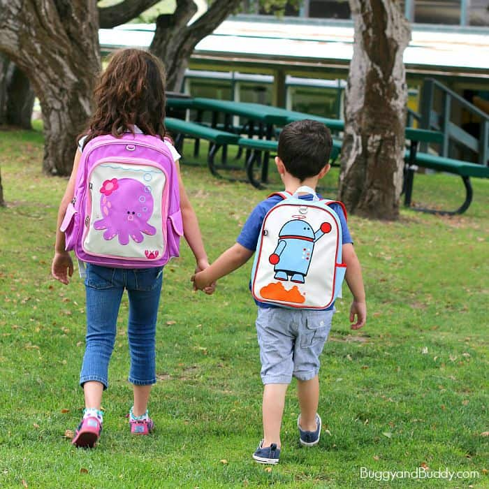 Backpacks from Beatrix New York- Perfect for Back to School
