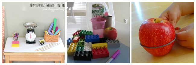 measuring activities for kids