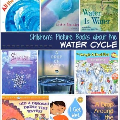 Children's Books about the Water Cycle